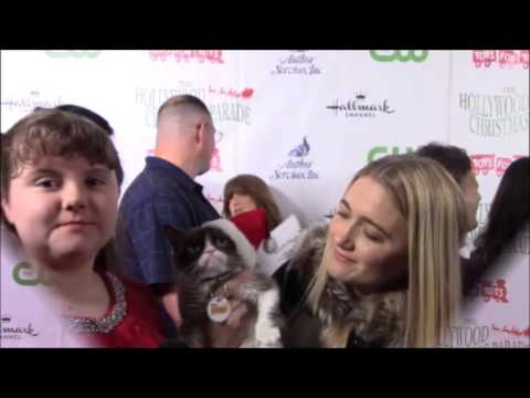 Morgan Interviews Grumpy Cat
