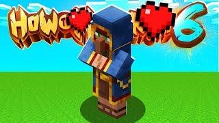 *UPDATE* Minecraft Basic Villager Mechanics  - How To Minecraft 1.14 SMP #10 | JeromeASF
