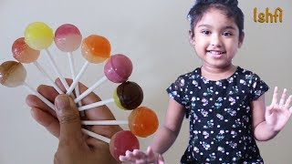 Color Song with Pre School Toddler Ishfi & her friend