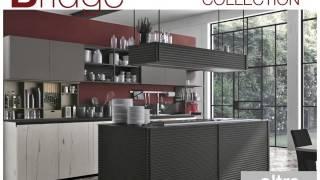 Стильная современная кухня Oltre от итальянской фабрики Cucine Lube