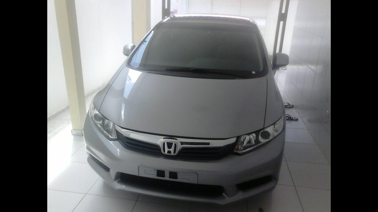 Impress 245 Es Honda Civic 2014 Modelo 2015 Vers 227 O Lxs De Entrada Youtube