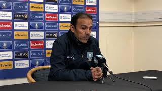 POST-MATCH | Owls boss Jos Luhukay reviews Rotherham stalemate