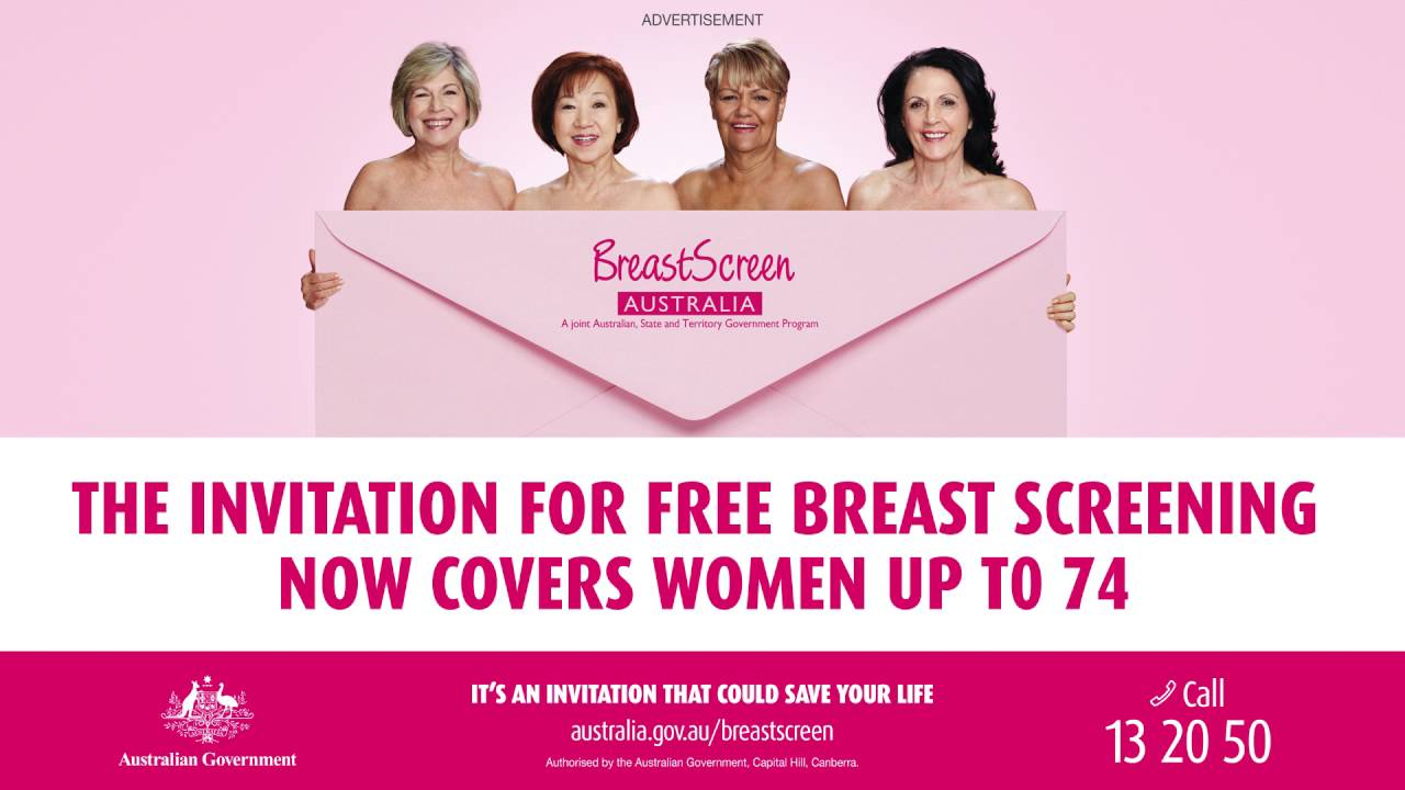 Breast screening campaign