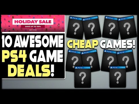 psn-holiday-sale---10-awesome-ps4-game-deals!