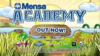 Mensa Academy New HD Game Trailer PC PS3 X360