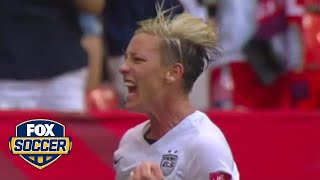 Wambach on lone goal vs. Nigeria