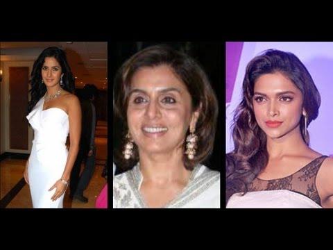 Why Does Neetu Kapoor Prefer Deepika To Katrina?