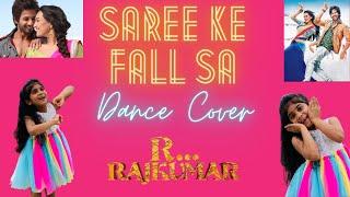 Saree Ke Fall Sa Dance Cover | Mahanati Manogna | R. Rajkumar |