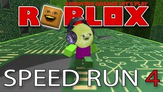 Gaming Grape Plays - ROBLOX: Speed Run - ENTER THE MATRIX