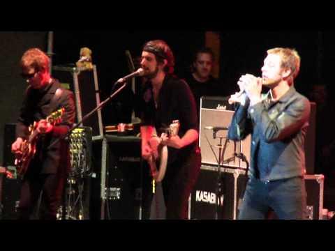 Kasabian - Fast Fuse   Live (HD)