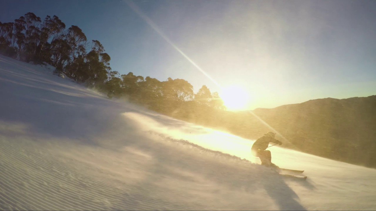 Thredbo boasts Australia's Longest, Widest & Fastest Runs...