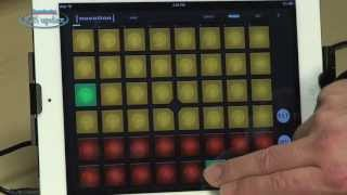 Sweetwater iOS Update - Vol. 39, Novation Launchpad and Subdivide Metronome Apps