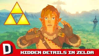 28 Hidden Details In Zelda: BotW You Probably Missed