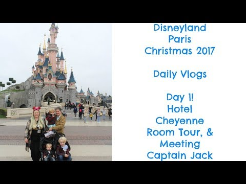 Disneyland Paris - November 2017 - Travel Day!