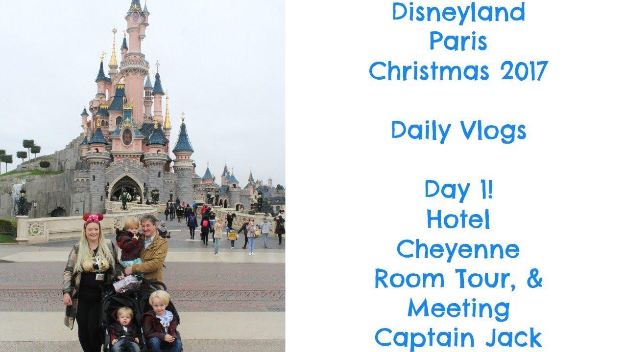 Disneyland Paris - November 2017 - Travel Day! - YouTube