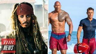 'Pirates 5,' 'Baywatch': An Uncertain Box Office Weekend   THR News