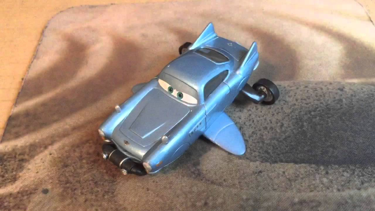 Finn Mattel Cars With Deluxe Breather Pixar Mcmissile 2 Disney ChQrdstx