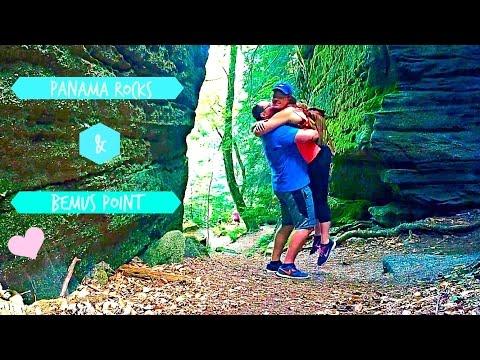 Panama Rocks & Bemus Point NY // July 15th, 2016