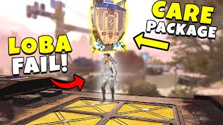 *NEW* LOBA TELEPORT EPIC FAIL!  - NEW Apex Legends Funny & Epic Moments #320