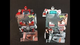 Shadow Fisher SFM-03 and SFM-04 Upgrade Kits for Transformers Masterpiece Ironhide and Ratchet