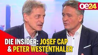 Fellner! LIVE: Die Insider: Josef Cap & Peter Westenthaler