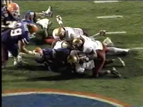 "1997 FSU @ Florida - ""The Greatest Game Ever Played in The Swamp"""