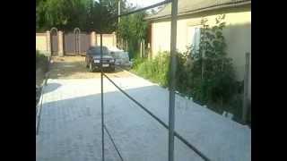 Укладка тротуарной плитки во дворе .(, 2014-06-17T14:18:08.000Z)
