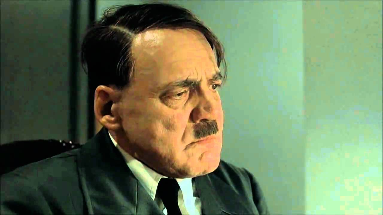 Hitler wastes Keitel's time