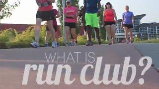 What is Run Club?