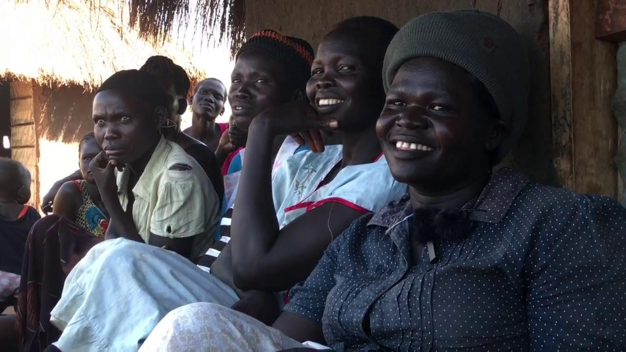ADRA Uganda - Working with Refugees
