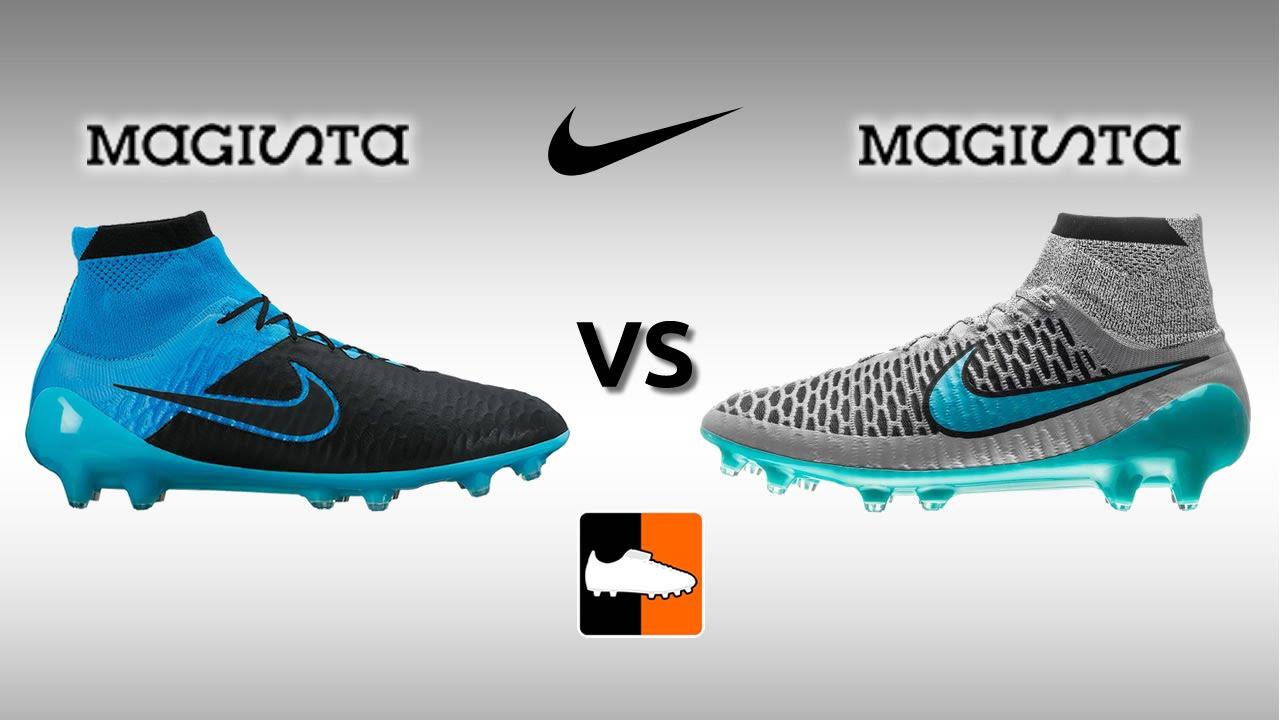 Nike Magista Obra vs. Obra Leather