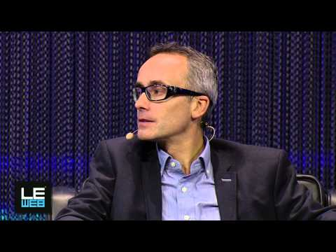 "Jean-Baptiste Rudelle, Co-Founder & CEO, Criteo LeWeb Paris 2013 ""The Next 10 Years"""