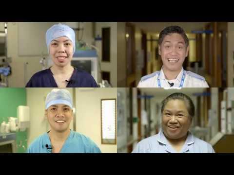 Newcastle Hospitals' Philippines Recruitment