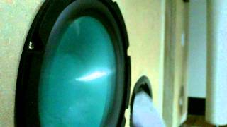8'' Subwoofer AVC Excursion - The Bass Will Destroy You