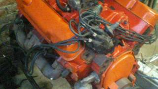 MOTOR V8 CHRYSLER 413 BIG BLOCK (ENGINE)