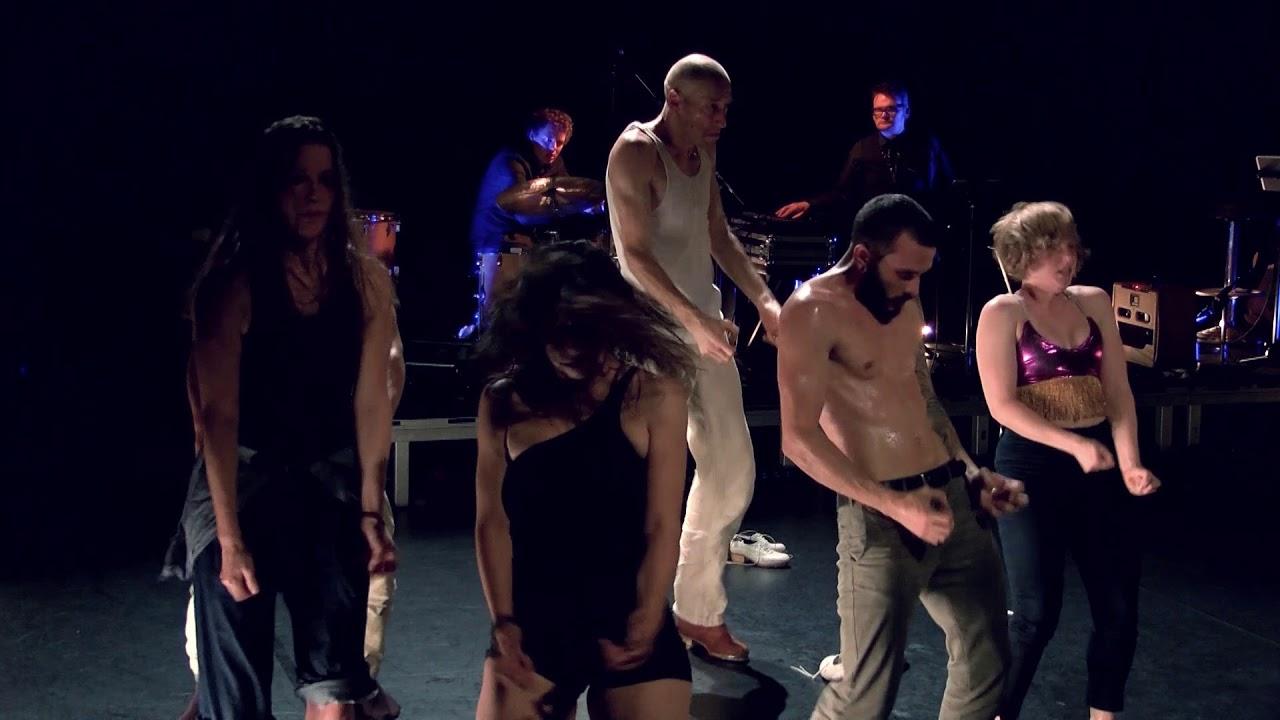 Sebastian Weber Dance Company: COWBOYS (Trailer)
