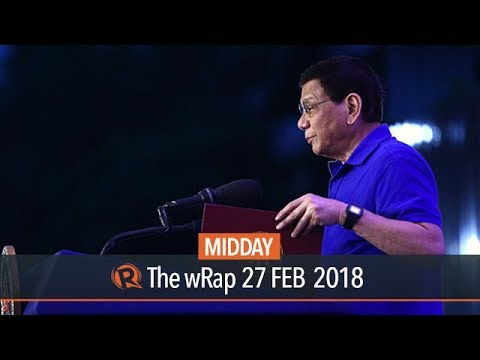 Duterte defends 'shoot in the vagina' remark