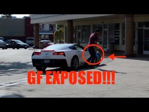 EPIC GOLD DIGGER PRANK PART 18!! EXPOSING GIRLFRIEND!!!!