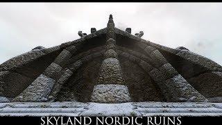 Skyrim SE Mods: Skyland Nordic Ruins