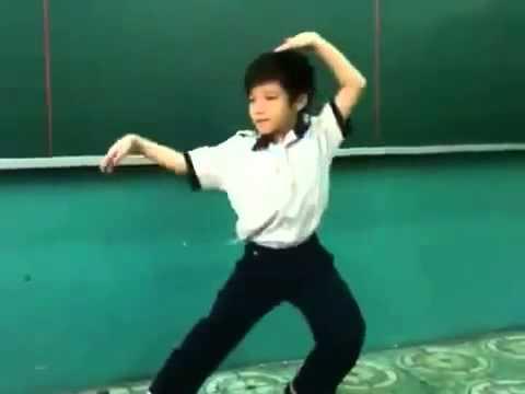 Học sinh nhí Việt chế Gangnam Style sốt dân mạng