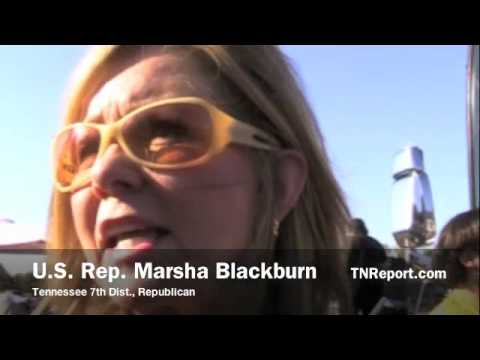 Blackburn on Her Support for Lacey Act (TNReport.com)