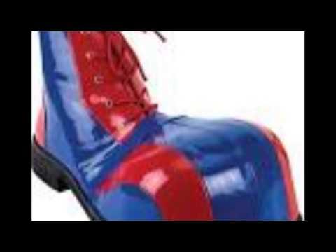 Roland Parker. Gotta Find My Shoe!!