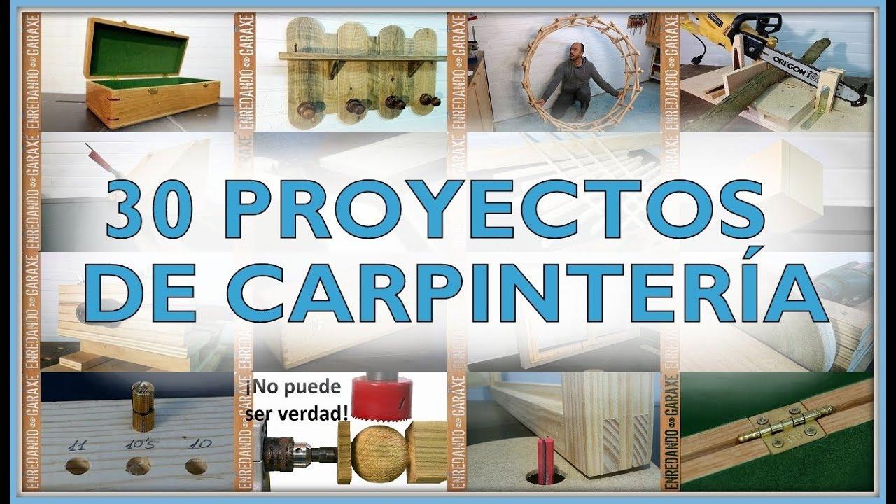 30 proyectos de carpinter a 2017 youtube for Proyecto de criadero de mojarras