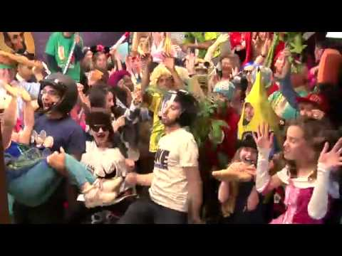 The Harlem shake-vu dieu gay sot-nikken