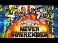Jogos em Flash 034 - Power Rangers Megaforce - Never Surrender - AWESOME!!!