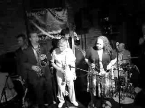Sweet Lorraine - Brianna Thomas with the Peter and Will Anderson Quintet