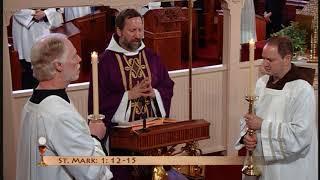 Daily Catholic Mass - 2018-02-18 - Fr. Mark Mary