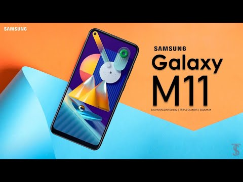 Samsung Galaxy M11 Price, First Look, Design, Specifications, Camera, Features