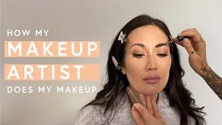 How My Makeup Artist Does My Makeup: Nikki's Tips & Tricks | Susan Yara