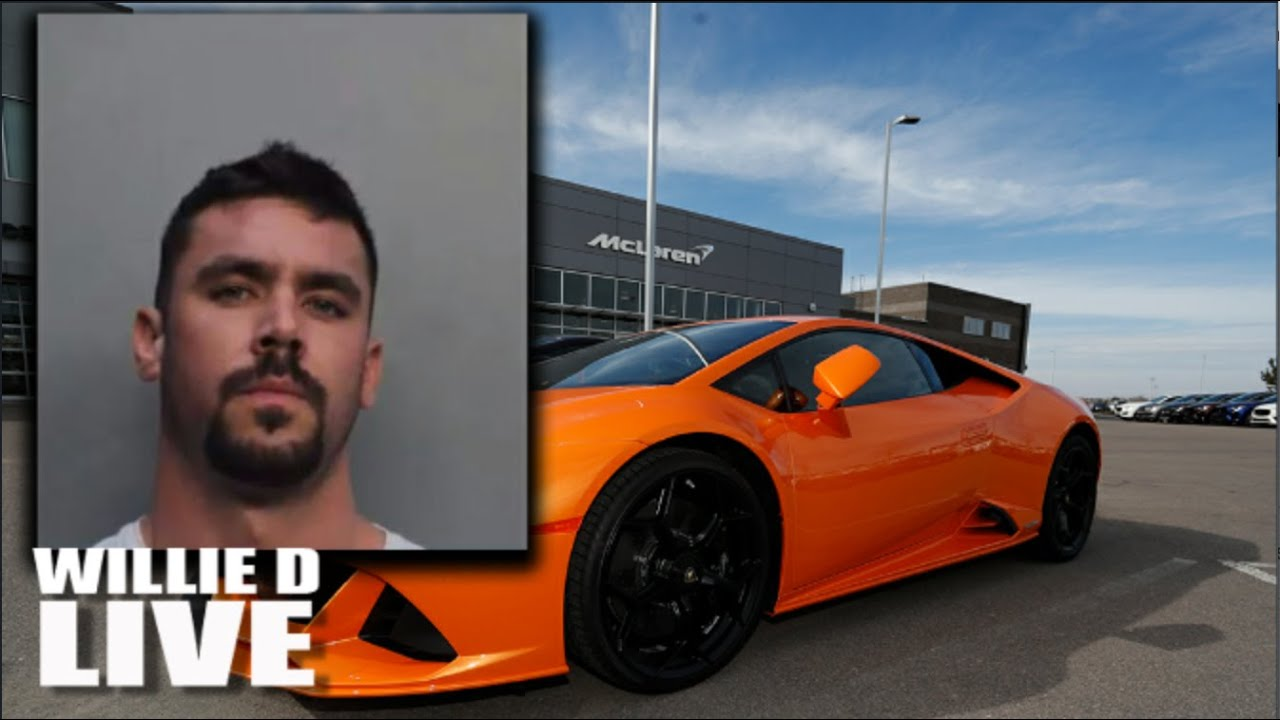 Feds charge Florida man with fraud for buying Lamborghini with COVID relief funds